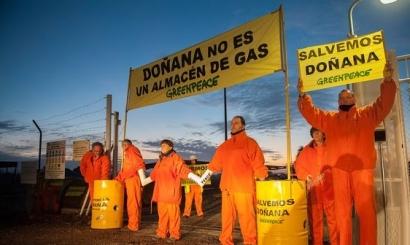 """El almacen que quiere explotar Gas Natural en Doñana eleva a """"muy alto"""" el riesgo de terremoto"""