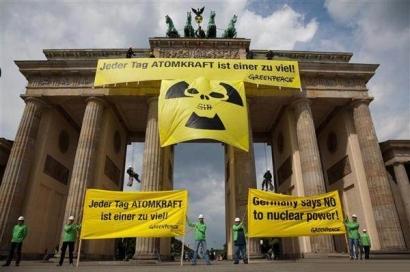Energiewende: en Alemania el coste de cerrar las nucleares lo pagan las empresas