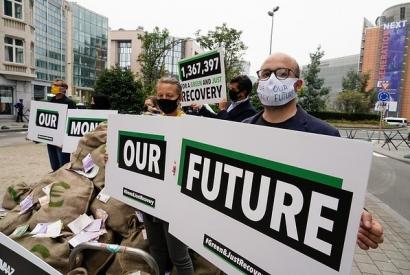 La protección del clima solo recibirá el 4,3% de los recursos movilizados por la UE para la recuperación económica