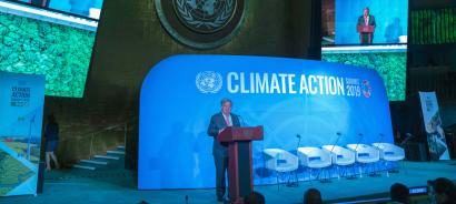 La lucha contra el cambio climático: un movimiento imparable