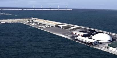 Haizea Wind fabricará torres eólicas en el puerto de Bilbao