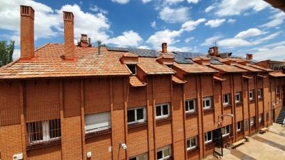 Ecooo y Haz Solar activan el primer autoconsumo solar en un centro de acogida de personas sin hogar