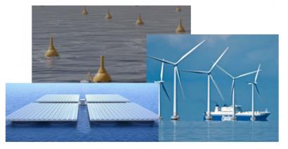 17 socios europeos proyectan crear los primeros parques marinos híbridos financiables del mundo