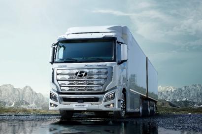 """Hyundai se adelanta y presenta """"el primer camión de gran tonelaje de hidrógeno del mundo"""""""