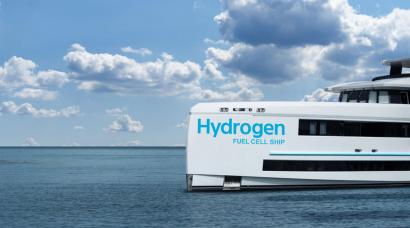 El hidrógeno, un combustible cada vez más atractivo para el transporte marítimo