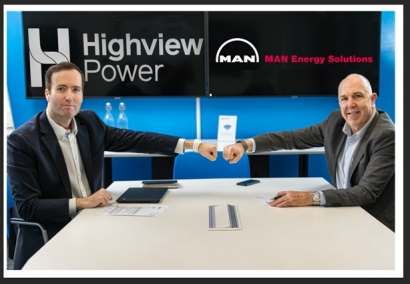 MAN Energy Partners with Highview Power on Liquid-Air Energy-Storage Project