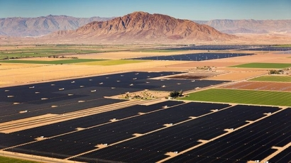 Duke Energy Renewables Acquires 200-MW Holstein Solar Project