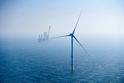 El mayor parque eólico marino del mundo lo va a desarrollar la empresa pública sueca Vattenfall
