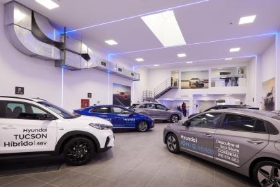 Hyundai, el único fabricante de automóviles que oferta las cinco tecnologías Eco