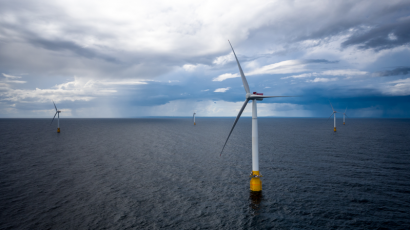 First Floating Wind Farm Now in Operation