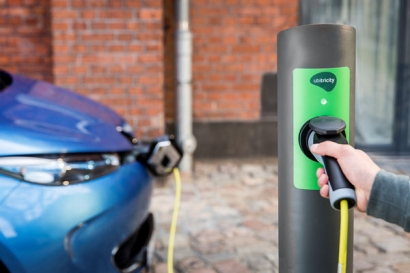 Shell Agrees to Buy EV Charging Company ubitricity