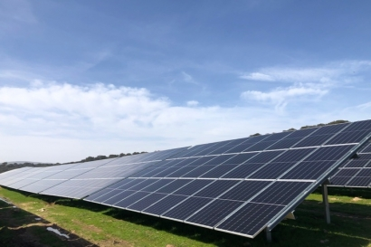 El primer complejo fotovoltaico con almacenamiento de energía solar está en Extremadura