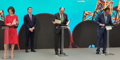 Iberdrola entra en campaña en Galicia