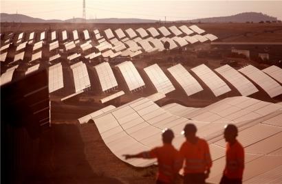 Cedillo, 449 habitantes; 400 megavatios fotovoltaicos