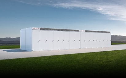 Iberdrola operará en Australia una batería gigante Tesla para redes