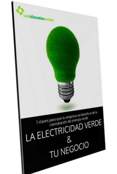 Contratar electricidad verde: una tendencia en Europa