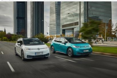 Y el primer coche del mundo fabricado con un balance neutro de emisiones es...