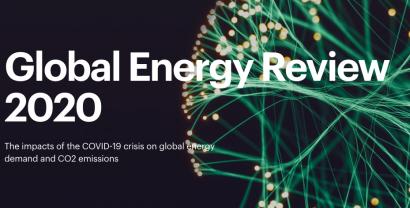 Las renovables, las únicas fuentes de energía que crecerán en 2020 según la IEA