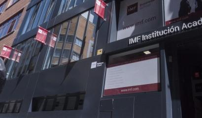 IMF Business School, sello e-Magister Cum Laude a la Excelencia por sexto año consecutivo