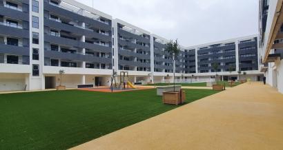 Madrid ya cuenta con su primer edificio multifamiliar en altura con certificación Passivhaus