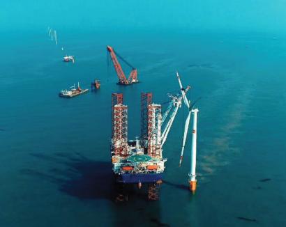 La eólica marina pasará de los 29 GW instalados actualmente a 234 GW en una década