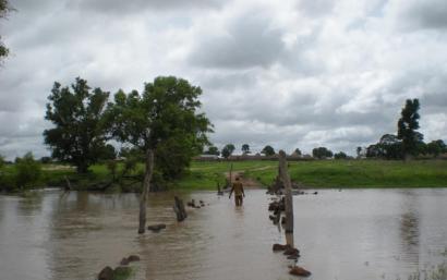 EEUU y otros países están bloqueando la creación de un fondo para Daños yPérdidas de catástrofes climáticas