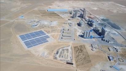 Paneles solares a diez grados centígrados... bajo cero