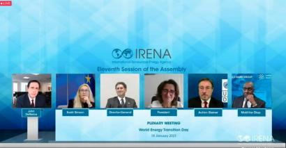 Teresa Ribera insta a los gobiernos a poner las inversiones verdes en el centro de los planes de recuperación