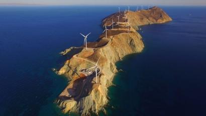 La primera subasta eólica griega cierra con una horquilla de precios que va desde los 68 hasta los 72 euros el megavatio hora