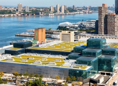 Governor Cuomo Announces Request for Proposals to Install Rooftop Solar at Javits Center in Manahattan
