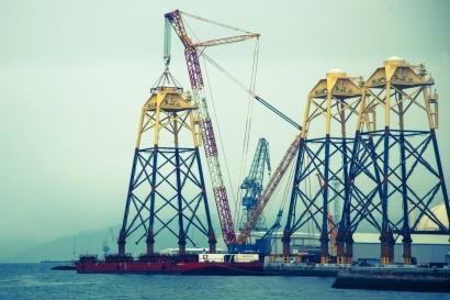 La asturiana Windar abre fábrica en Rusia
