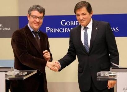 Asturias: 1.904 mineros del carbón, 158 millones de euros