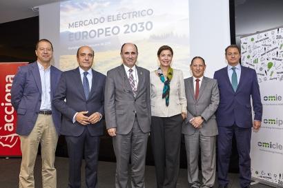 El nuevo mercado eléctrico europeo se prepara para acomodar la alta participación de renovables