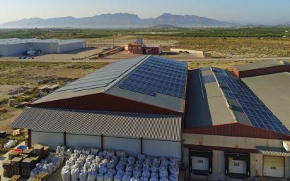 Energía solar para el pimentón de José Sánchez Aranda