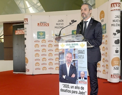 Jaén atrae proyectos de energías renovables por valor de 1.400 millones de euros