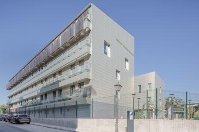 Solo cuatro hospitales en el mundo tienen certificado LEED Platino, y uno está en Madrid
