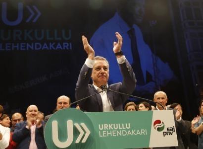 Propuestas energéticas del PNV tras ganar las elecciones en Euskadi