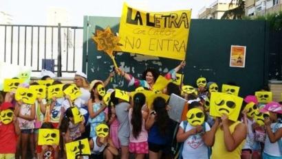 La Junta introducirá medidas de ahorro y eficiencia y energías renovables en los centros educativos andaluces