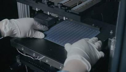 LG Electronics sitúa el listón de la industria solar premium por encima del 20%