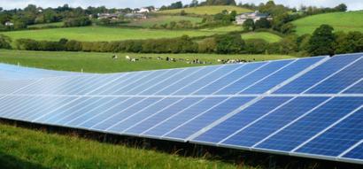 La petrolera BP compra 297 MW solares a Forestalia