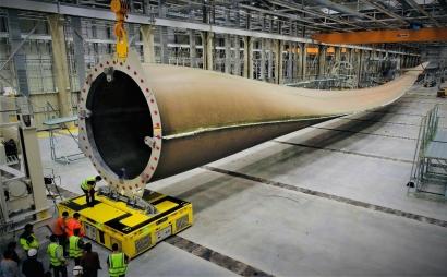 DecomBlades, la apuesta danesa por liderar la industria global del reciclaje de palas