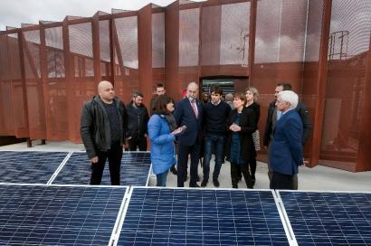 Navarra abre el primer centro de salud passivhaus de España