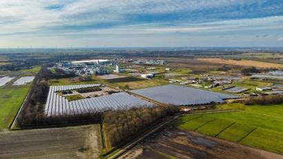 PowerField elige paneles LONGi para dotar los más de 15 megavatios del parque solar holandés Ter Apelkanaal