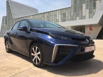 """Toyota no lanzará en España su coche de hidrógeno dada la """"escasa y no actualizada"""" red de estaciones de recarga"""