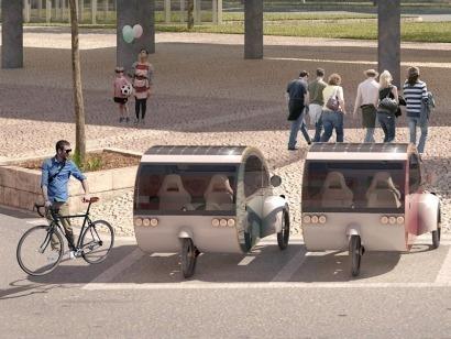 Llega mö, el vehículo solar made in Málaga