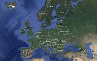 La autopista eléctrica Italia-Noruega estará lista en 2020