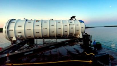 Microsoft Deploys Data Center on the Sea Floor