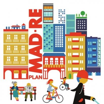 Madrid lanza mapas inteligentes para animar a la ciudadanía a participar en sus 375 actuaciones de regeneración urbana