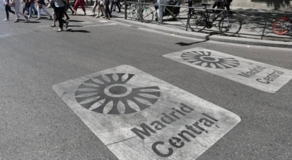 "Greenpeace: ""Madrid Central se queda"""