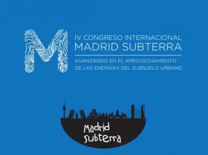 Madrid Subterra celebrará el 29 de octubre su congreso sobre las energías del subsuelo urbano